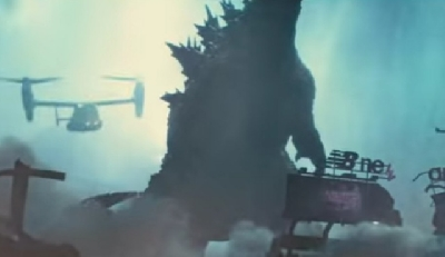 Godzilla intimidates in new King of the Monsters 2019 TV Spot
