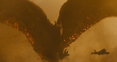 Godzilla: King of the Monsters - Rodan's Temple Revealed!