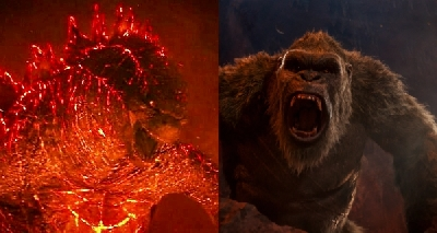 Godzilla vs. Kong closing in on beating Godzilla: King of the Monsters at the Box Office!