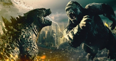 Godzilla vs. Kong Gets New Competition