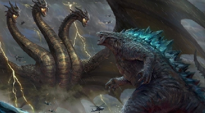 Godzilla vs. Kong: King Ghidorah DNA will be utilized!