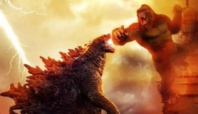 Godzilla vs. Kong is undergoing re-shoots, release date not affected!