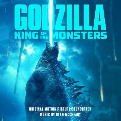 Godzilla:King of the Monsters Original Motion Picture Soundtrack Releases!