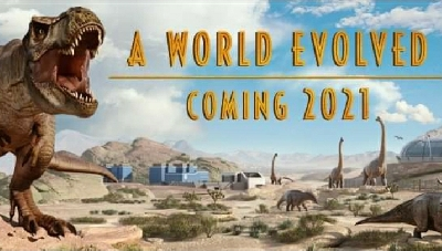 Jurassic World Evolution 2 game trailer and release date unveiled!