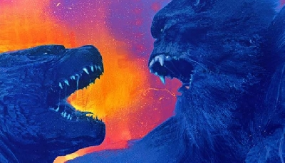 Kong will sport a beard in Godzilla vs. Kong 2020!