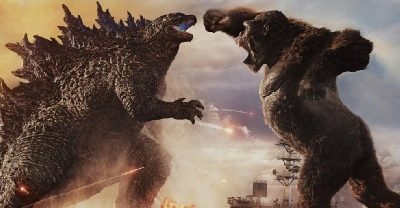 Legendary Announces New Godzilla vs. Kong Publishing Program