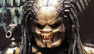 Life size Fugitive Predator bust unveiled by Prime 1 Studio!