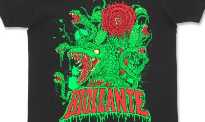 Lots of New Godzilla Themed T-shirts Announced