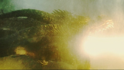 Mike Dougherty made sure Ghidorah was no Game of Thrones Dragon