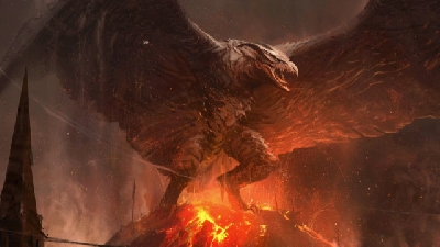 Mike Dougherty shares official Rodan concept art from Godzilla 2!