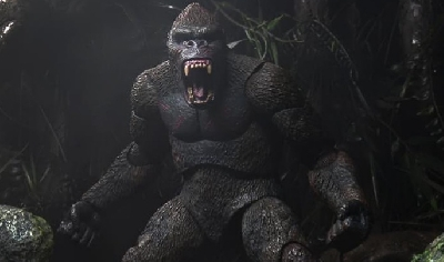 NECA Finally Announces a King Kong Figure!