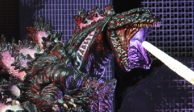 NECA Toys is producing more Godzilla figures!