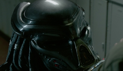 New footage showcased in MTV's The Predator featurette!