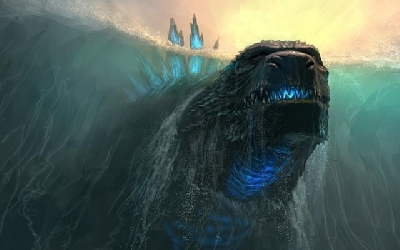 New Godzilla fan art depicts a scene we all would love to see brought to life