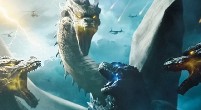 New Godzilla: King of the Monsters (2019) Board Game Revealed