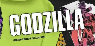 New Godzilla Streetwear Apparel Collection