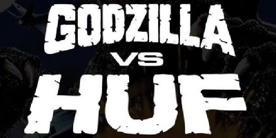 New Godzilla vs. HUF Collab