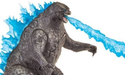 New Godzilla vs. Kong (2021) Godzilla Heat Ray Figure Images