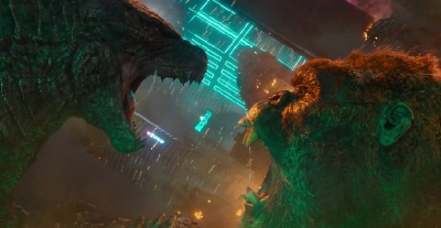 New Godzilla vs. Kong Clip with New Footage Revealed