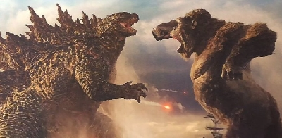 New Godzilla vs. Kong Logo Revealed