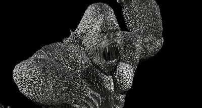 New Images of Insane Godzilla/Kong Hybrid Figure Revealed