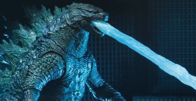 New Images of the NECA Godzilla V2 and Rodan Figures Revealed!