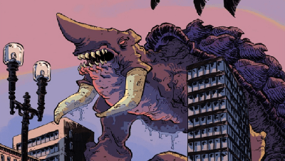 New Kaiju Film Coming from Sony