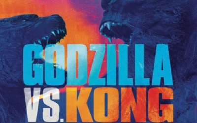 New Look at Godzilla vs. Kong Banner Revealed