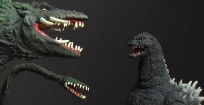 New S.H.MonsterArts Figures Revealed