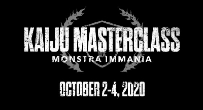 New Virtual Convention KAIJU MASTERCLASS Starts Today