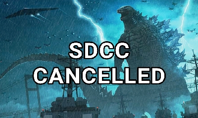 No Godzilla vs. Kong at Comic-Con now that SDCC 2020 has been cancelled