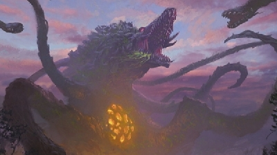 Phenomenal New Godzilla Monster Series Artwork