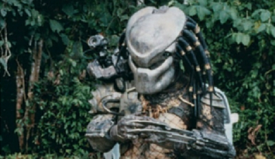 Predator 5 director shares behind the scenes production photos!