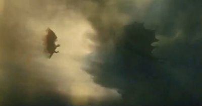 Rodan battles Ghidorah in NEW Godzilla: King of the Monsters TV Spot!