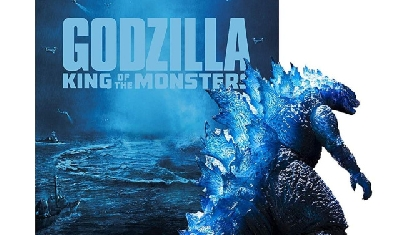 S.H. MonsterArts reveal Godzilla (2019) poster figure images!