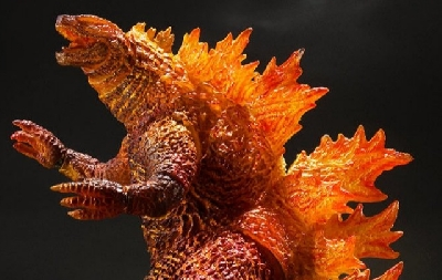 SHMA release images of Burning Godzilla 2019 figure!