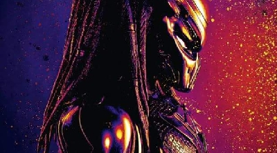 The Fugitive Predator graces 2018 cover of Mad Movies magazine!