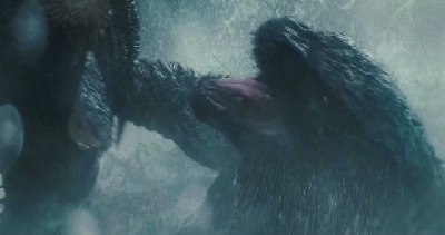 Image result for godzilla vs kong water