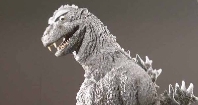 The Original Godzilla Suit Reborn for 2018 Festival!