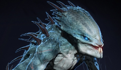 The Predator: Alternate Hybrid Predator Concept Art Designs