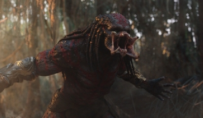 The Predator expected to dominate box office with $30 million opening weekend!