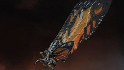 Toy Fair 2019: NECA Mothra 2019 Figure Revealed!