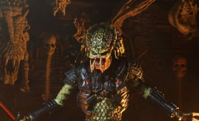 Toy Fair 2020: NECA unveil (Predator 2) Ultimate Armored Lost Predator figure!