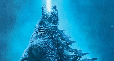 UK Godzilla 2: King of the Monsters poster offers a different tagline