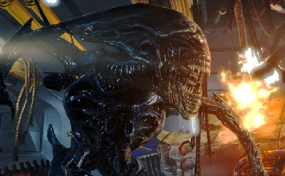 Untitled Alien game by Cold Iron Studios will be massive online shooter!