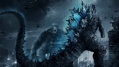 When will the Godzilla vs. Kong (2020) Trailer release online?