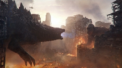 Yet Another New Godzilla vs. Kong Banner Revealed
