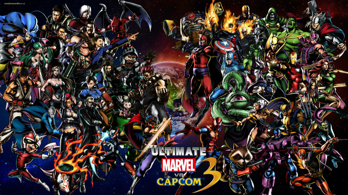 Marvel vs. Capcom 3 Released on PS4, Infinite Coming Next Year