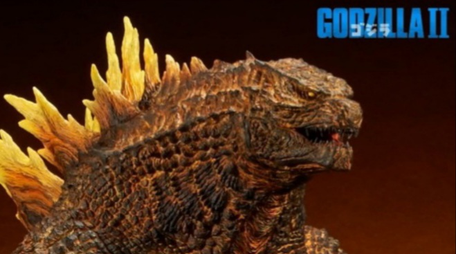 Massive New Burning Godzilla 2019 Figure Revealed