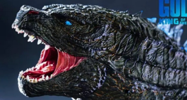 Massive New Godzilla: King of the Monsters Statue Revealed!